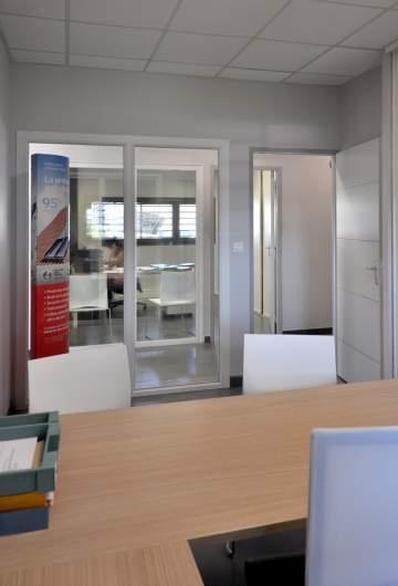 Créer des cloisons modulables de bureaux à Montpellier